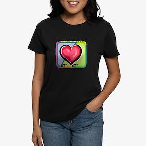 WB Grandma [Hawaiian] Women's Dark T-Shirt